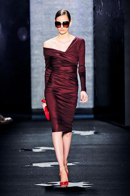 NYFW Favs: Diane Von Furstenberg Fall 2012