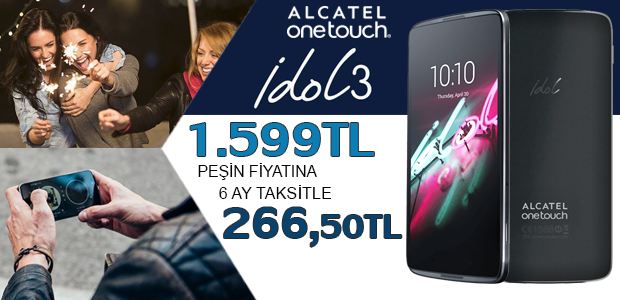 Alcatel Onetouch Idol3