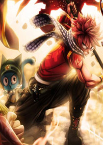 Watch Fairy Tail English Subbed Online - Full Episodes