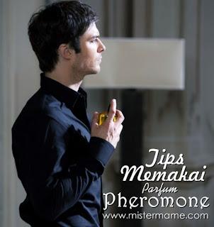 Cara Pakai Parfum Pheromone yang Baik dan Benar Agar Efeknya Berkhasiat Tahan Lama