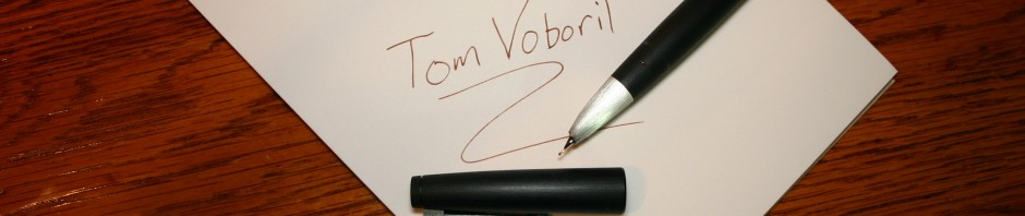 Tom Voboril