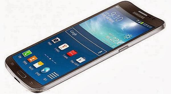 Smartphone Samsung Galaxy Round Resmi Dipasarkan