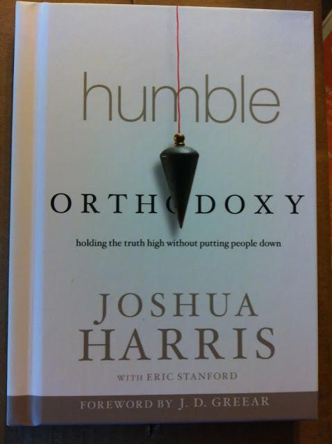 Humble by Joshua Harris Book