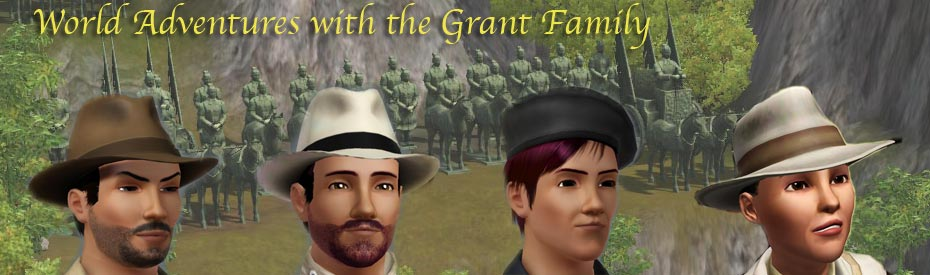 World Adventures with the Grant Family