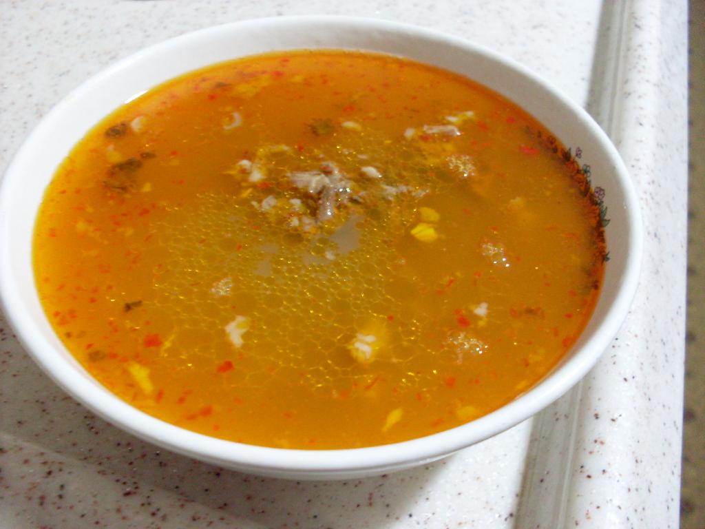 Yalancı paça çorbası tarifi