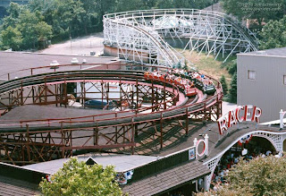 Kennywood Racer Pictures