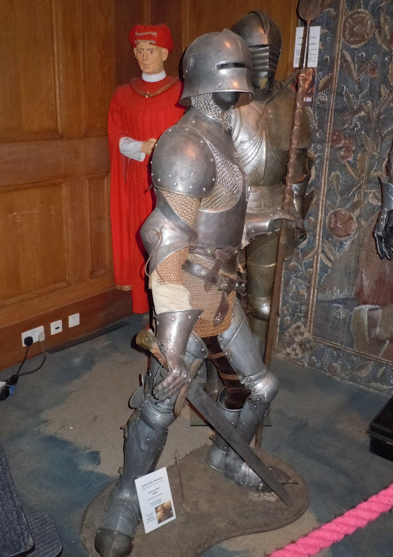 The Messenger Joan of Arc costume armour