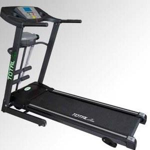 Sauna Room With Treadmill