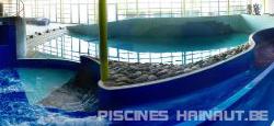 PISCINE bassin natation NAUTISPORT PISCINE AQUAPLANET D'ENGHIEN