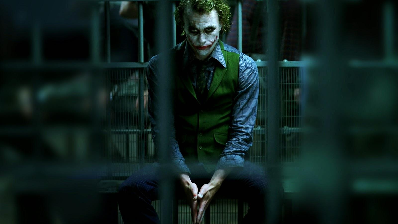 Dark Knight Joker Wallpaper Favorable