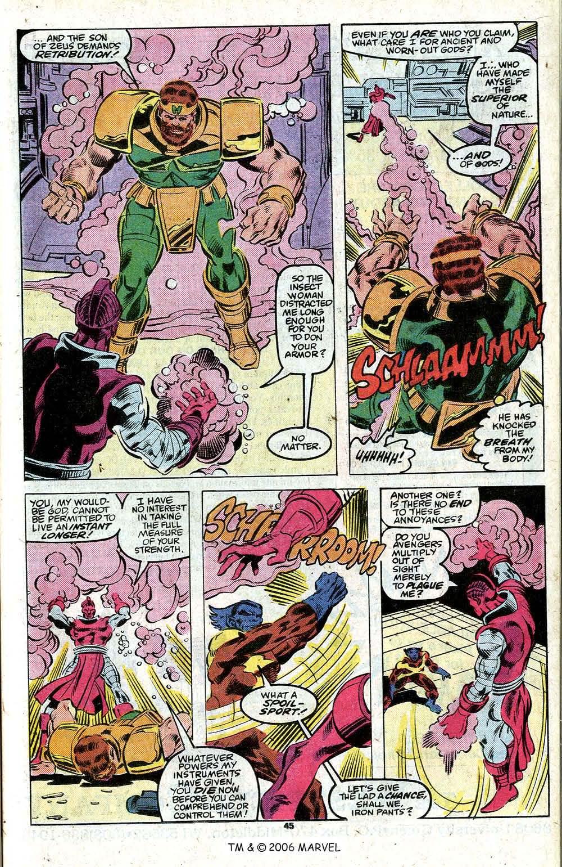 Captain America (1968) Issue #348c #280 - English 47