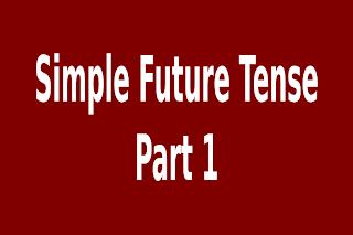Cara cepat dan mudah belajar bahasa inggris ~  Simple Future Tense.png