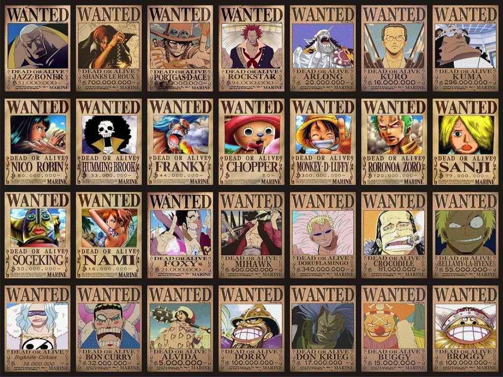 One Piece                 Wan Piisu Romanized As One Piece Is A
