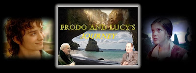 Frodo And Lucy's Journey