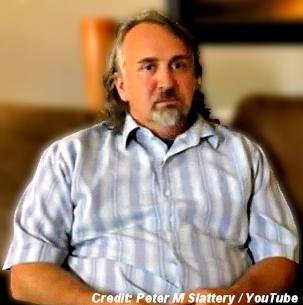 Stan Romanek on The Peter Maxwell Slattery Show (July 2015)