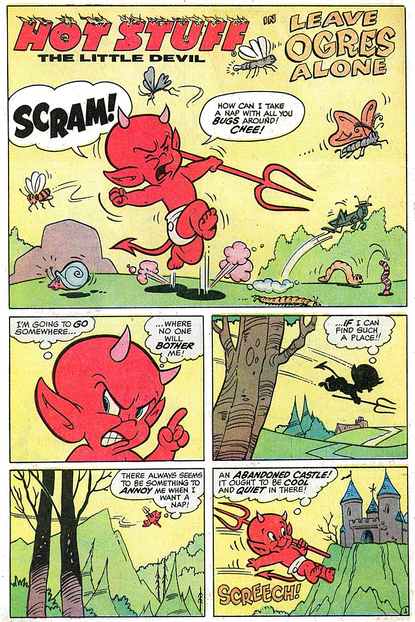 the big blog of kids� comics howie posts hot stuff
