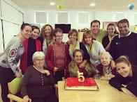 Quinto aniversario de Vitalia Alcalá de Henares
