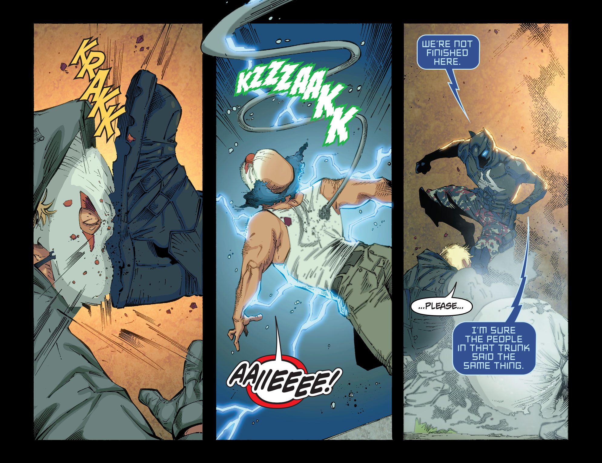 Batman: Arkham Knight [I] Issue #7 #9 - English 9