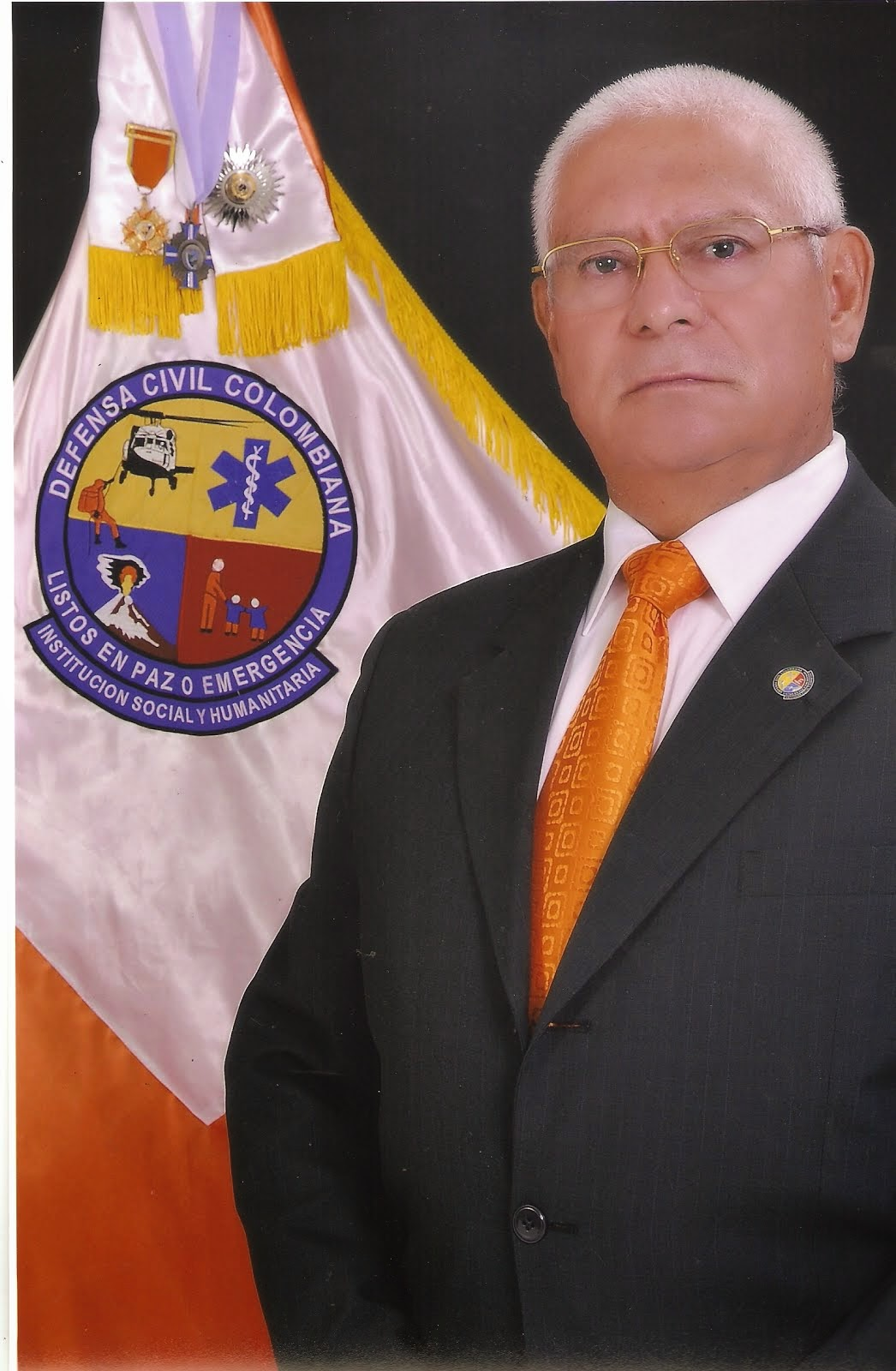 Director Seccional Defensa Civil