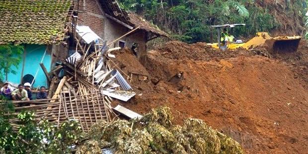 Keajaiban Saat Bencana Longsor Banjarnegara Terjadi