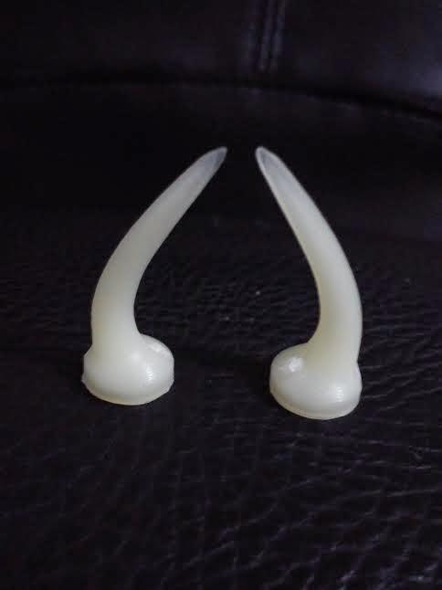 Espuelas de Gallos Plasticas Espuelas Plasticas Para Gallos