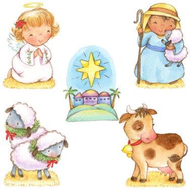 Ba de figuras figuras de pres pio infantil - Figuras belen infantil ...