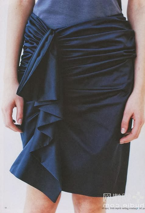 Как сделать драпировку в одежде? Drape clothes