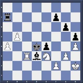Echecs & Finale : Les Blancs jouent et gagnent en 3 coups