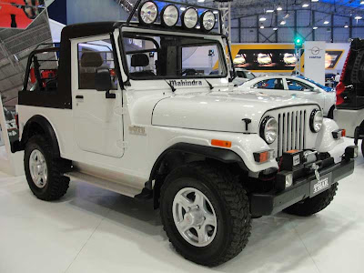 Mahindra Thar Price In India 2013 Review Mileage Top