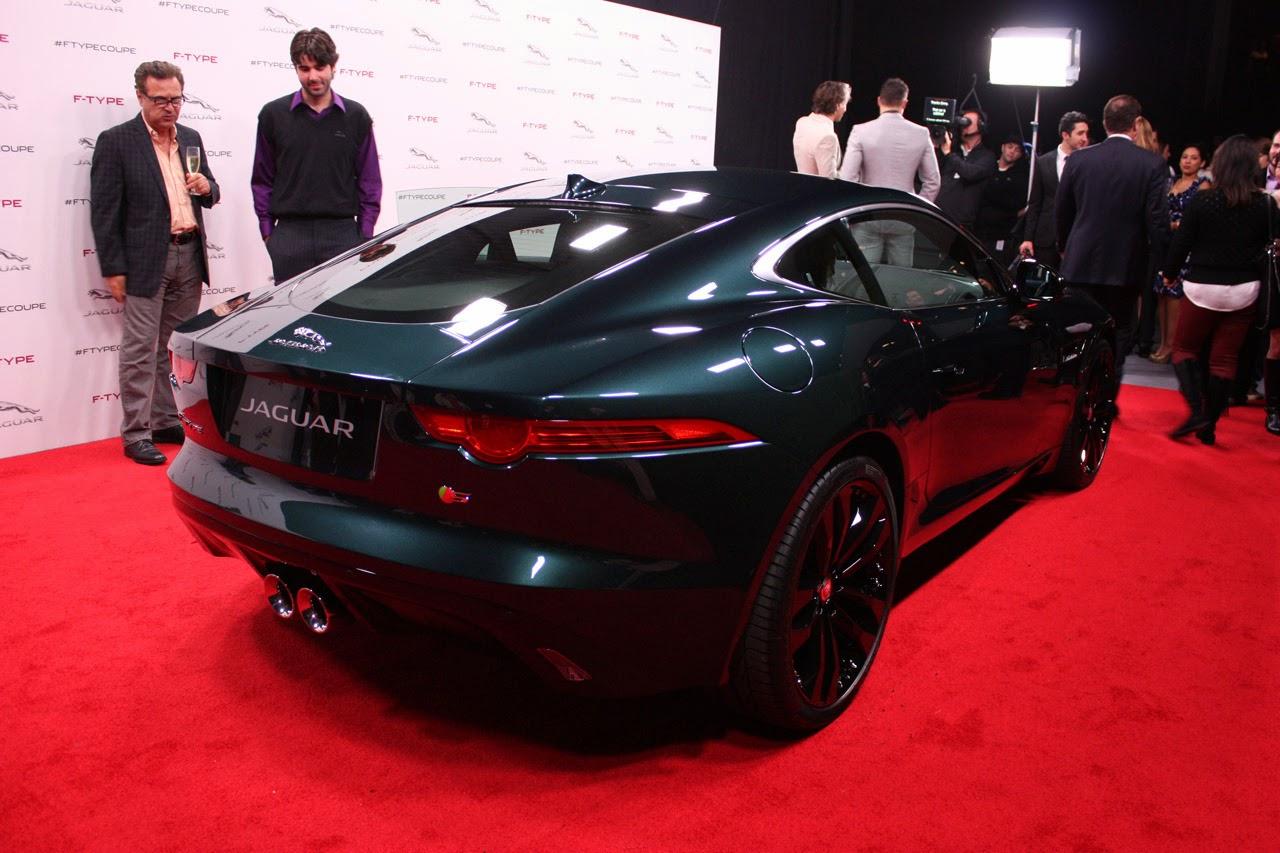 Jaguar F Type Black Coupe 2015 jaguar f-type coupe laJaguar F Type Black Coupe