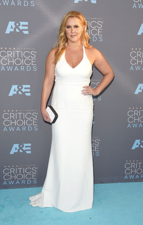 Amy Schumer critics choice 2016