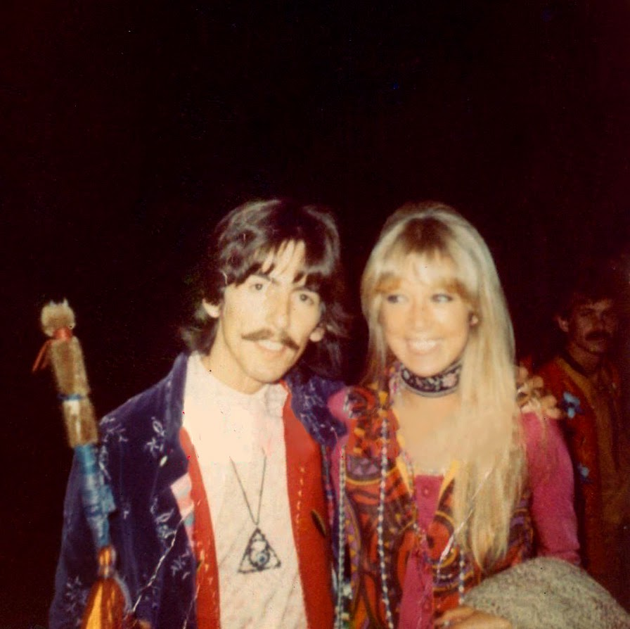 The Ultimate Hippie Couple