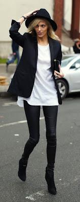 inspiracje, leather, leather leggins, skóra, skórzane spodnie, spodnie, stylizacje, kobiety, minimalizm, styl, jak nosić,