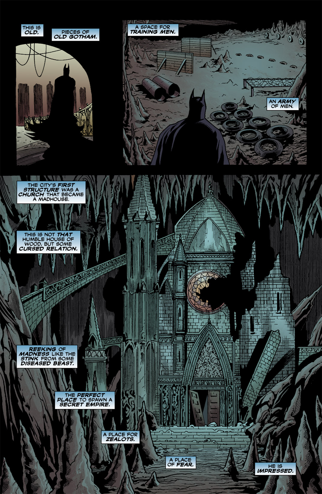 Detective Comics (1937) Issue #813 Page 10