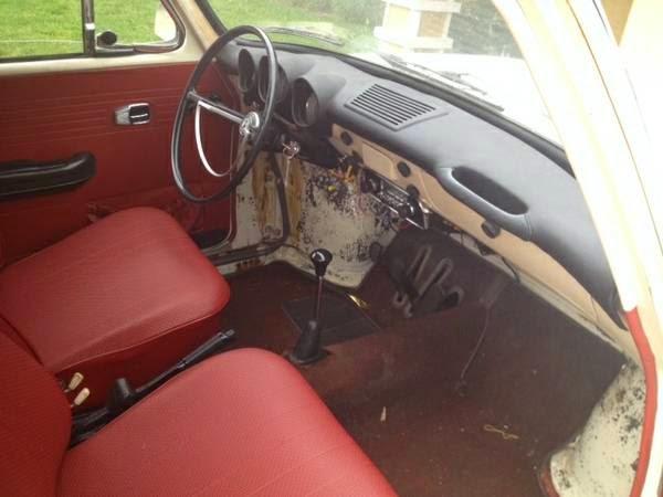 1968 Vw Type Iii Squareback For Sale Buy Classic Volks