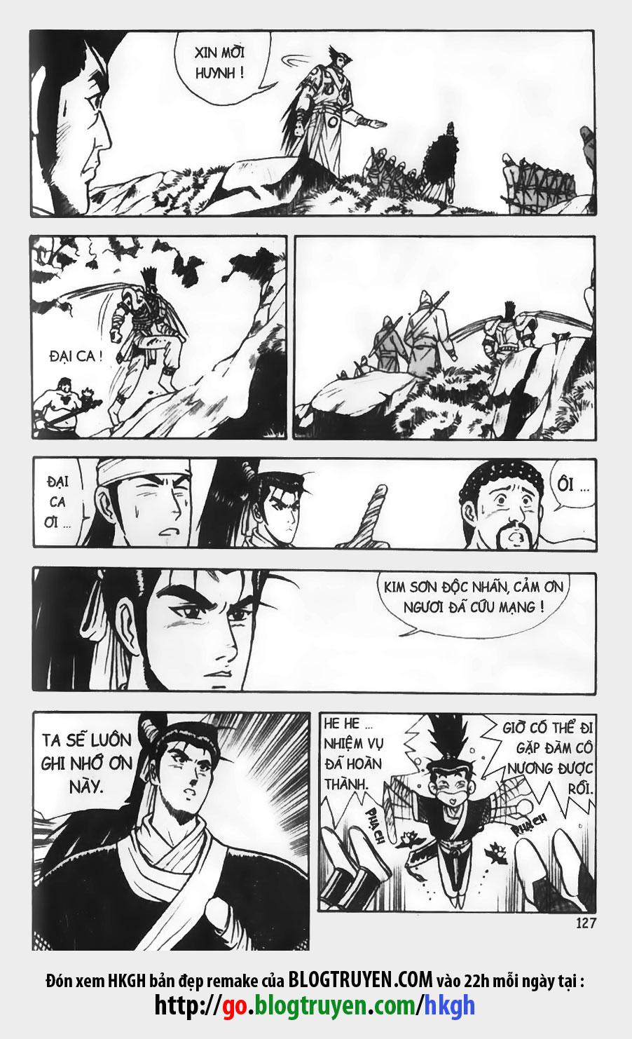 Hiệp Khách Giang Hồ chap 19 page 23 - IZTruyenTranh.com