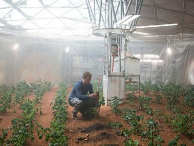 Taquilla USA: 'Marte' repite a lo grande mientras que 'Pan' defrauda