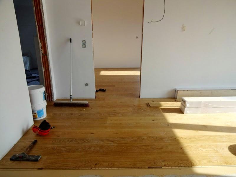 parkettleger arbeiten im obergeschoss bautagebuch isernhagen. Black Bedroom Furniture Sets. Home Design Ideas