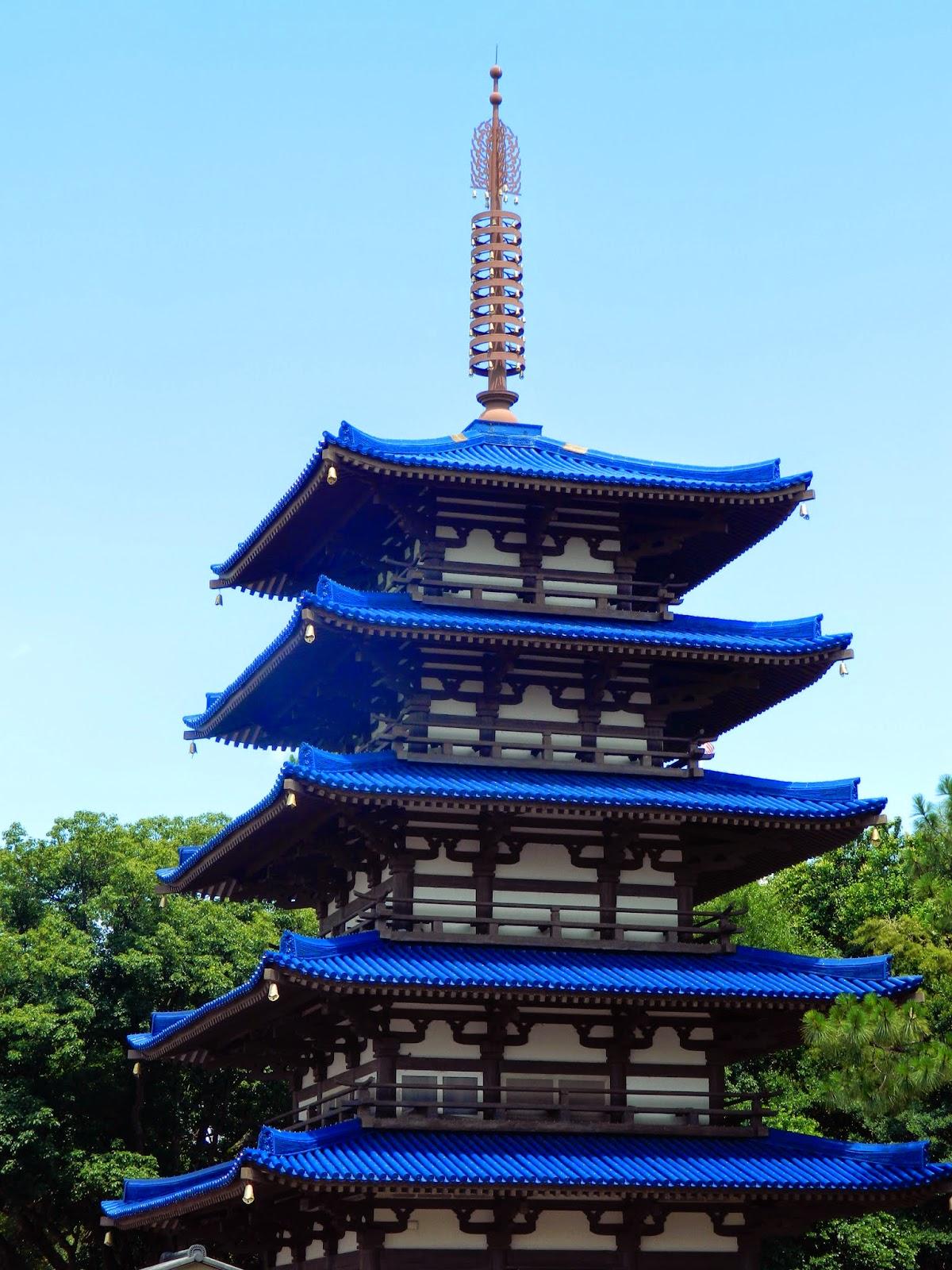 epcot japan temple