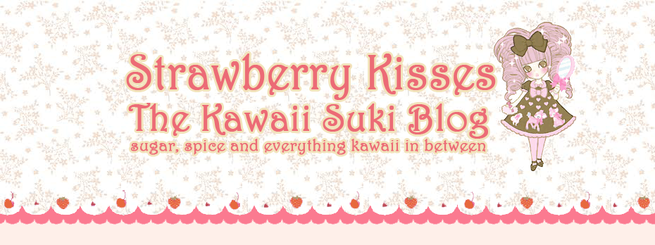 ★★~Strawberry Kisses~★★
