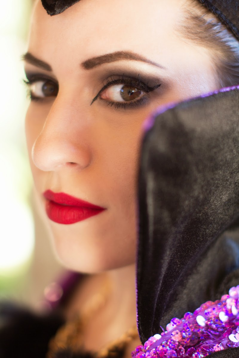 disney's maleficent makeup