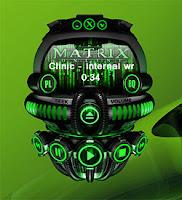 "Percantik Tampilan Winamp dengan ""Winamp Matrix Skin"""