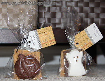 Halloween S'mores Kits