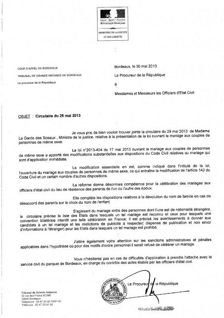 Orages d 39 acier mai 2013 - Lettre au procureur pour plainte ...