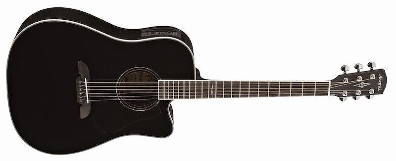 Cheap Alvarez Acoustic Guitar