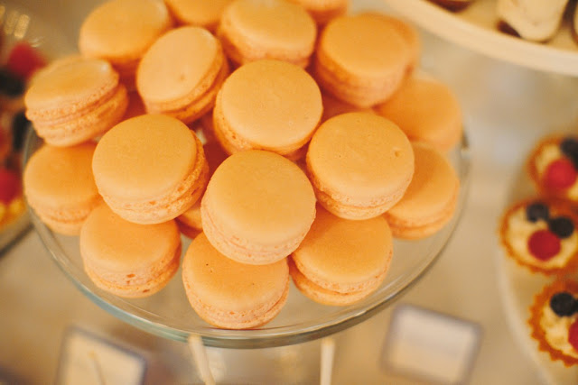 Minneapolis Wedding French Macarons