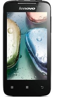 Gambar Lenovo A390 Android Dual Core Layar 4 Inch