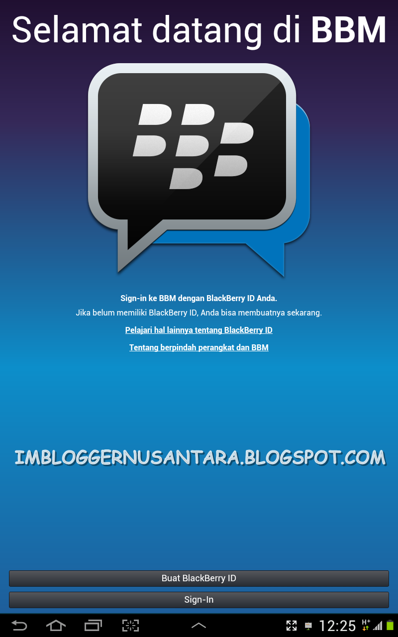 How To Download Bbm For Samsung Galaxy Tablet Note 10 | Apps ...