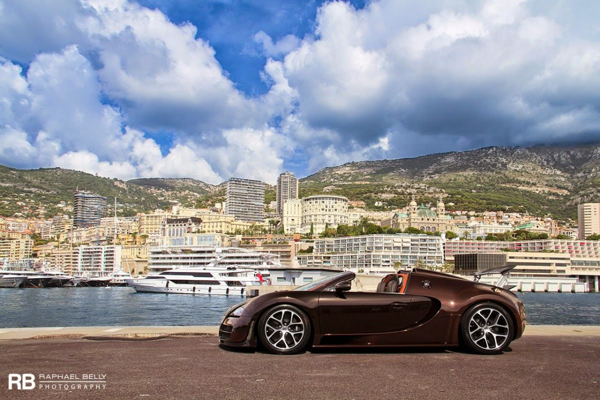 صور سيارات: بوجاتي فيرون سبورت Bugatti Veyron