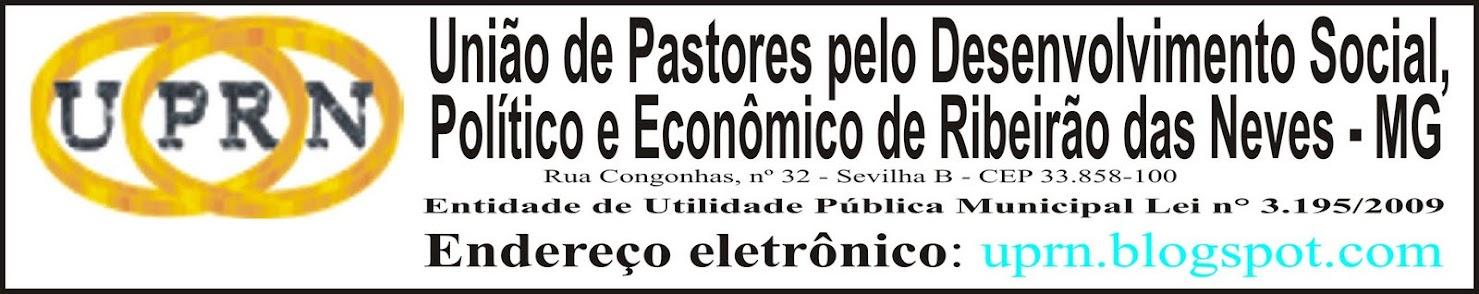 União de Pastores de Ribeirão das Neves